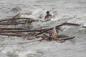 Miền Bắc Philippines tan hoang sau siêu bão Mangkhut, 25 người chết