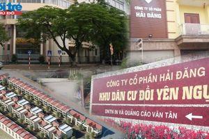 Thái Nguyên: Quy hoạch Khu dân cư đồi Yên Ngựa đi ngược với phê duyệt của Thủ tướng