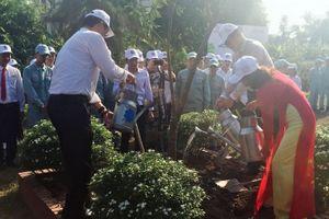 Chương trình 'Toyota chung tay xanh hóa học đường' tiếp tục triển khai tại 6 tỉnh, thành phố