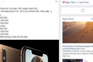iPhone XR, XS chưa về Việt Nam, giá đã 'nhảy giá'