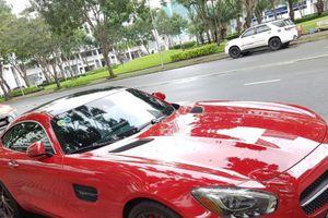 Mercedes-AMG GT S 'vợ cũ' của Cường Đô La trở lại màu đỏ nguyên bản