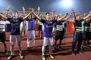 Vô địch V-League 2018, Hà Nội FC được Chủ tịch FIFA chúc mừng