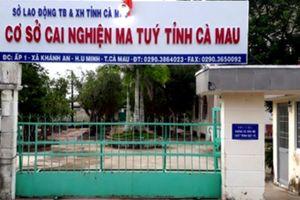 Hàng chục học viên cai nghiện trốn trại ở Cà Mau