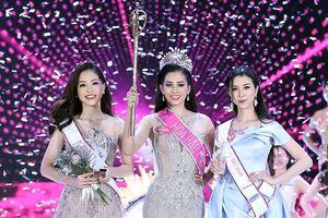 Người đẹp Tiểu Vy đăng quang Hoa hậu Việt Nam 2018