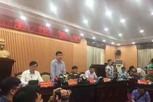 Vụ 7 người tử vong tại công viên nước Hồ Tây: Sở Văn hóa, Thể thao cấp phép cho Á Châu đúng quy định