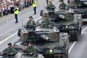 Ba Lan sẵn sàng chi 2 tỉ USD để xây căn cứ cho quân đội Mỹ