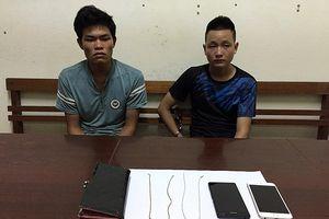 Bắt ổ nhóm gây ra nhiều vụ cướp giật tài sản của phụ nữ tại Lạng Sơn