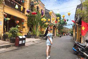 Hoa hậu Việt Nam 2018 Trần Tiểu Vy và dàn sao 'khủng' xuất thân từ Quảng Nam