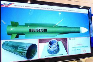 Nga: Tên lửa bắn hạ máy bay MH17 là của quân đội Ukraine
