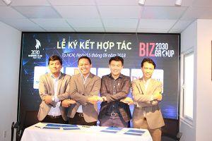 BizGroup 2030 hợp tác với Phú Hoàng Land đẩy mạnh kênh giao thương