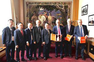 CESE muốn hợp tác sâu với MTTQ Việt Nam về bảo vệ môi trường