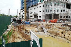 Vụ cắt đường xây bệnh viện cổ phần: Kiến nghị mở lại đường