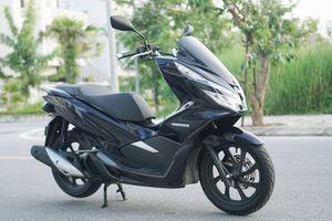 Ảnh PCX Hybrid giá 90 triệu - phép thử của Honda tại Việt Nam