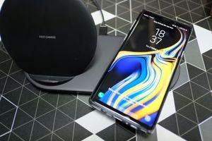 Galaxy Note9 bốc cháy ở Mỹ, Samsung đang điều tra