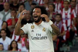 Marcelo - ngòi nổ mang hai bộ mặt của Real Madrid