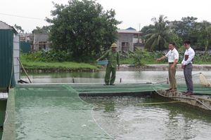 Trầm Lộng phát triển kinh tế vùng rốn nước