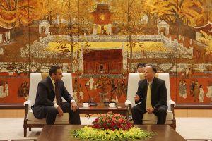 Hà Nội, Bulgaria tăng cường hợp tác về kinh tế, thương mại