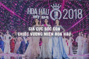 Kinh doanh hôm nay: Giá trị cực sốc của chiếc vương miện Hoa hậu, người dân đổ xô đào đá đen bán giá 4 triệu/kg