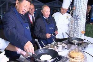 Mỹ sốt ruột thấy Nga bắt tay Trung Quốc