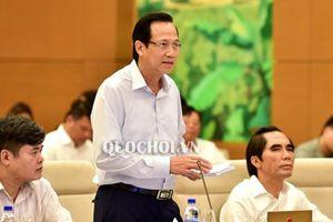 Bộ trưởng Đào Ngọc Dung: Có cán bộ cho con làm con nuôi để trục lợi