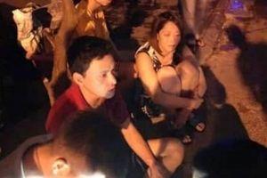 Nhân chứng vụ cháy lớn ở Hà Nội: 'Nhiều người la hét, chạy tán loạn'