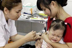Hàng nghìn trẻ rơi vào tình trạng gián đoạn mũi tiêm tạm thời
