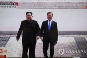 Tín hiệu tích cực trước thềm hội nghị thượng đỉnh liên Triều