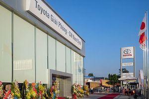Đại lý thứ 52 của Toyota Việt Nam khai trương tại Nam Định