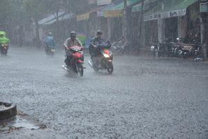 Siêu bão Mangkhut suy yếu thành áp thấp nhiệt đới, Bắc Bộ mưa lớn