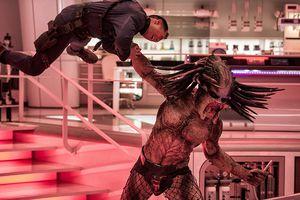 Ác quỷ Valak lép vế trước dàn quái thú khát máu trong 'The Predator'