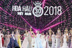 Hành trình đến với vương miện của cô nữ sinh 18 tuổi Trần Tiểu Vy