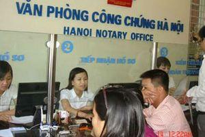 Hiệp hội công chứng viên Việt Nam: Bảo vệ quyền lợi hợp pháp cho công chứng viên