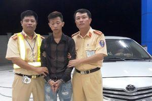 Thanh Hóa: Thanh niên '8X' găm súng và ma túy khi tham gia giao thông