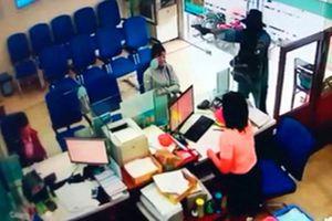 Đã bắt được nghi phạm cướp gần 1 tỷ đồng của ngân hàng ở Tiền Giang