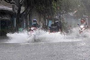 Tin bão số 6 mới nhất hôm nay và dự báo thời tiết 17/9: Nhiều nơi mưa to