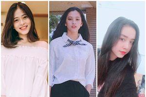 So mặt mộc top 3 Hoa hậu Việt Nam để biết vì sao Trần Tiểu Vy chiến thắng
