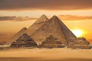 Đại kim tự tháp Giza và 10 'bí ẩn' không phải ai cũng biết (P.1)