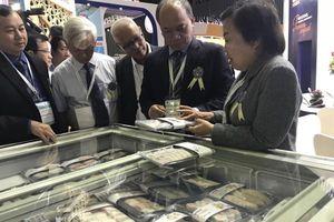 Công ty Vĩnh Hoàn xuất khẩu cá tra tăng kỷ lục