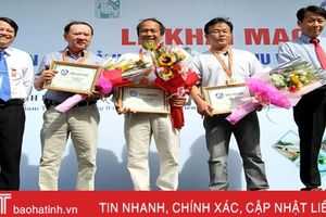 Nghệ sỹ nhiếp ảnh Hà Tĩnh giành HCĐ Liên hoan ảnh nghệ thuật Bắc Trung bộ