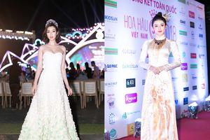 Xem lại phần trình diễn bikini của tân Hoa hậu và hai á hậu Việt Nam 2018