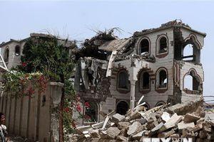Yemen: Liên quân Arab tấn công đài phát thanh tại Hodeida