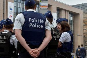 Tấn công bằng dao nhằm vào cảnh sát Bỉ, một cảnh sát bị trọng thương
