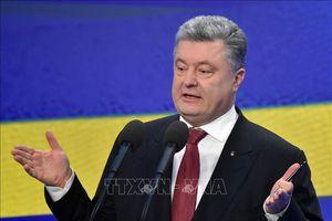 Ukraine chính thức ngừng hiệp ước hữu nghị với Nga