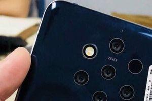 Video cận cảnh Nokia 9 độc đáo với 5 camera mặt sau