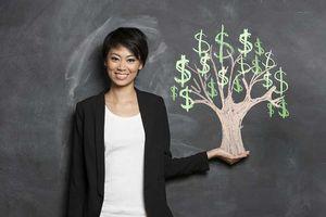 Khi tiền vào tay phụ nữ, mọi thứ sẽ thay đổi