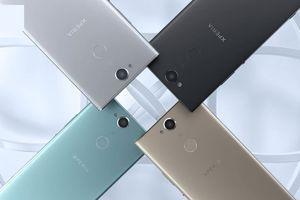 Cận cảnh smartphone Sony màn hình FullView, chip S630, RAM 6 GB