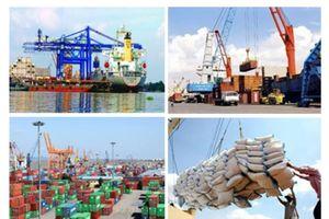 Tháng 8, xuất khẩu hàng hóa tăng 15,6%