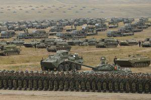 Nga sẽ liên tục tổ chức các cuộc tập trận quy mô lớn