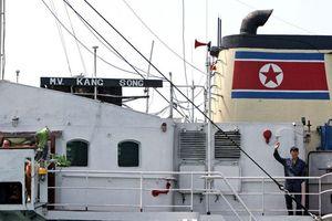 7 nước sẽ theo dõi tàu nước ngoài bán dầu cho Triều Tiên