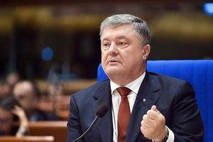 Tổng thống Ucraine ký sắc lệnh chấm dứt hiệp ước hữu nghị với Nga